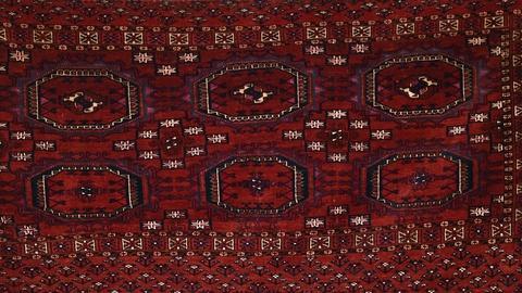 Antiques Roadshow -- S19 Ep18: Appraisal: Saryk Turkmen Chuval, ca. 1870