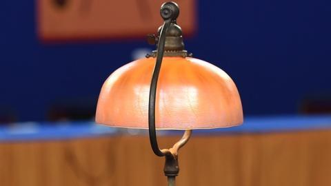 Antiques Roadshow -- S19 Ep18: Appraisal: Tiffany Studios Lamp, ca. 1910