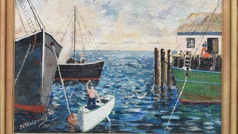 "Antiques Roadshow -- S19 Ep18: Appraisal: Noël Coward ""Sail Away"" Memorabilia"