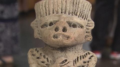 Antiques Roadshow -- S19 Ep18: Appraisal: Mexican Reproduction Statue