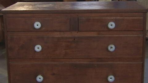 Antiques Roadshow -- S21 Ep29: Appraisal: North Carolina Chest, ca. 1800