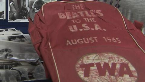 Antiques Roadshow -- S19 Ep18: Appraisal: The Beatles TWA Bag & Promotional Photo