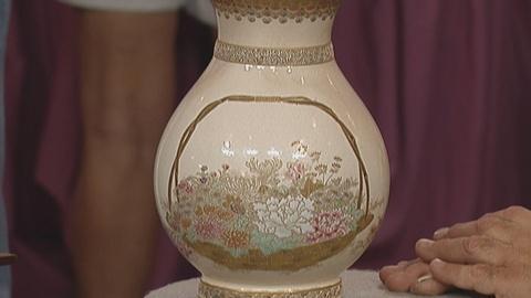 Antiques Roadshow -- S19 Ep25: Appraisal: Meiji Period Satsuma Vase