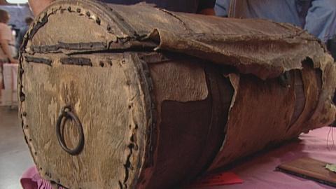 Antiques Roadshow -- S19 Ep25: Appraisal: Revolutionary War Materials