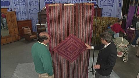 Antiques Roadshow -- S19 Ep27: Appraisal: Saltillo Weaving, ca. 1860