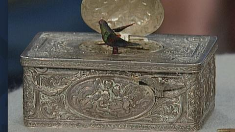 Antiques Roadshow -- S19 Ep27: Appraisal: German Silver Music Boxes