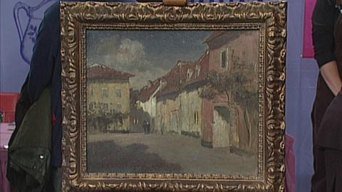 Antiques Roadshow -- S19 Ep27: Appraisal: 1905 Fritz Thaulow Painting