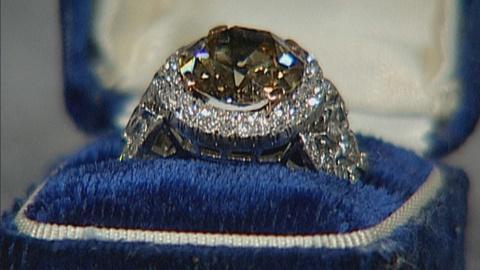 Antiques Roadshow -- S19 Ep27: Appraisal: Cognac Diamond Ring, ca. 1920