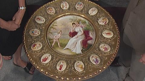 Antiques Roadshow -- S19 Ep27: Appraisal: Vienna Porcelain Table, ca. 1895