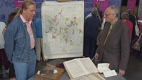 Antiques Roadshow -- S19 Ep27: Appraisal: 19th-Century Tabor Mining Archive
