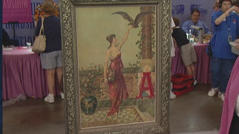 Antiques Roadshow -- S19 Ep25: Appraisal: 1899 Anheuser-Busch Poster