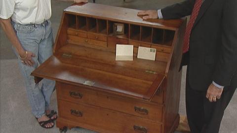 Antiques Roadshow -- S19 Ep25: Appraisal: Chippendale Desk, ca. 1780