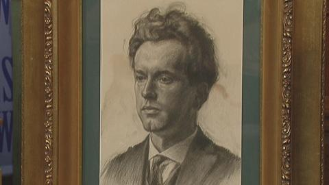 Antiques Roadshow -- S19 Ep25: Appraisal: Edmund Tarbell Drawing, ca. 1925