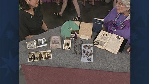 Antiques Roadshow -- S19 Ep31: Appraisal: Hair Jewelry Collection