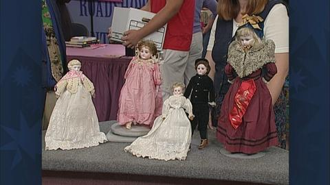 Antiques Roadshow -- S19 Ep31: Appraisal: German Doll Collection, ca. 1900