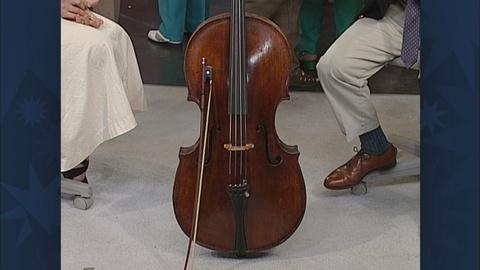 Antiques Roadshow -- S19 Ep31: Appraisal: Klotz Cello & W. E. Hill Bow