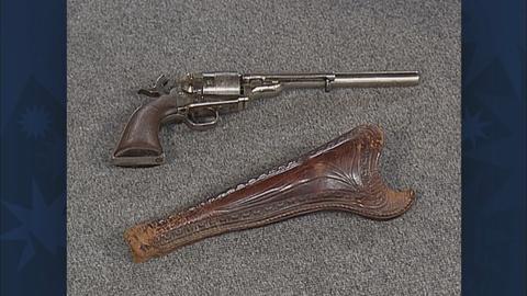 Antiques Roadshow -- S19 Ep31: Appraisal: Colt Richards-Mason Revolver