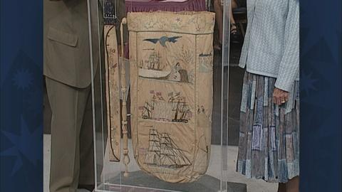 Antiques Roadshow -- S19 Ep31: Appraisal: Mariner's Belt & Sea Bag, ca. 1820
