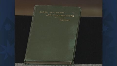 "Antiques Roadshow -- S19 Ep28: Appraisal: 1912 Ridgway ""Color Standards"""