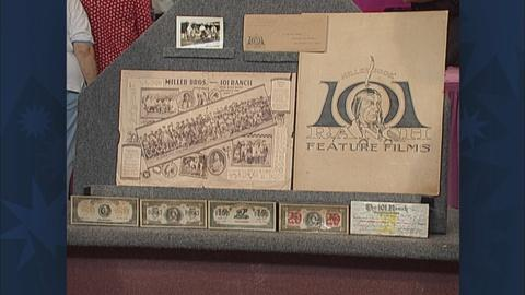 Antiques Roadshow -- S19 Ep28: Appraisal: Miller Bros. 101 Ranch Collection