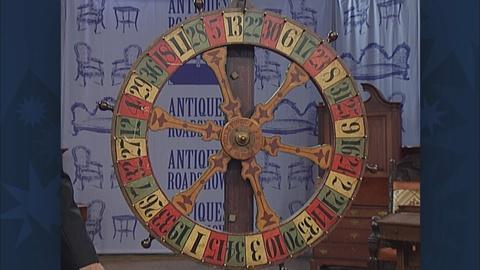 Antiques Roadshow -- S19 Ep28: Appraisal: Will & Finck Gambling Wheel