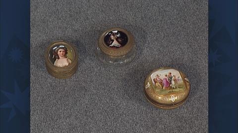 Antiques Roadshow -- S19 Ep28: Appraisal: Late 19th-Century Decorative Boxes
