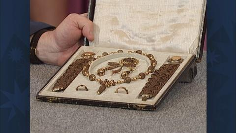 Antiques Roadshow -- S19 Ep28: Appraisal: 19th-Century Mourning Jewelry