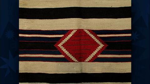 Antiques Roadshow -- S19 Ep28: Appraisal: Navajo Chief's Blanket, ca. 1870