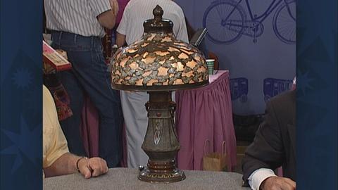 Antiques Roadshow -- S19 Ep28: Appraisal: Japanese Champlevé Lamp