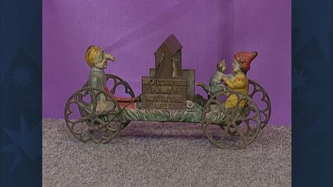 Antiques Roadshow -- S19 Ep28: Appraisal: Ding Dong Bell Toy, ca. 1900