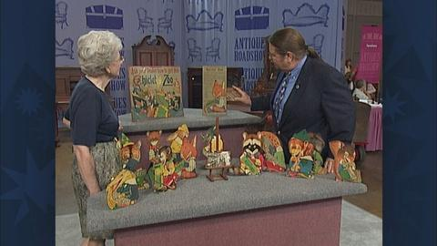 Antiques Roadshow -- S19 Ep28: Appraisal: Tin Advertising Signs, ca. 1920