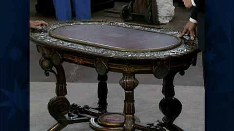 Antiques Roadshow -- S19 Ep29: Appraisal: Pottier & Stymus Furniture, ca. 1870