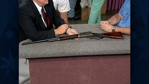 Antiques Roadshow -- S19 Ep29: Appraisal: Marlin 1895 Factory-Engraved Rifle