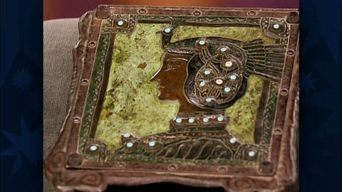 Antiques Roadshow -- S19 Ep29: Appraisal: Alfred Daguet Box, ca. 1910, from 1929.