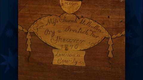 Antiques Roadshow -- S19 Ep29: Appraisal: Shearer Chest of Drawers, ca. 1805