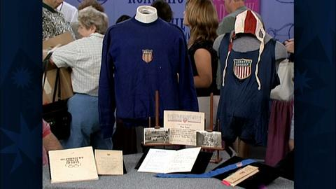 Antiques Roadshow -- S19 Ep29: Appraisal: Fred Lauer Olympic Collection