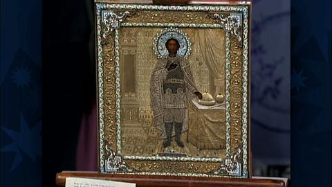 Antiques Roadshow -- S19 Ep29: Appraisal: Russian Icon, ca. 1860