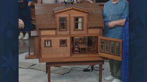 Antiques Roadshow -- S19 Ep30: Appraisal: Arts & Crafts Dollhouse