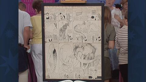 Antiques Roadshow -- S19 Ep30: Appraisal: Winsor McCay Comic Art