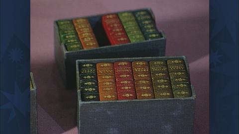 Antiques Roadshow -- S19 Ep30: Appraisal: 1862 Miniature Children's Books