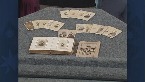 Antiques Roadshow -- S19 Ep30: Appraisal: 6th Wisconsin Battery Album