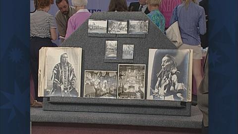 Antiques Roadshow -- S19 Ep26: Appraisal: Fred Meyer Photographs, ca. 1900