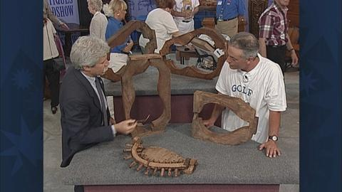 Antiques Roadshow -- S19 Ep26: Appraisal: C. F. Martin & Co. Molds