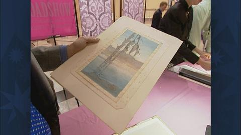 Antiques Roadshow -- S19 Ep26: Appraisal: Alice R. Huger Smith Print, ca. 1920