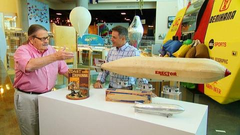 Antiques Roadshow -- S19 Ep19: Field Trip: Vintage Airship Toys