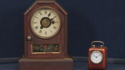 Antiques Roadshow -- S19: Web Appraisal: Cottage & Novelty Alarm Clocks