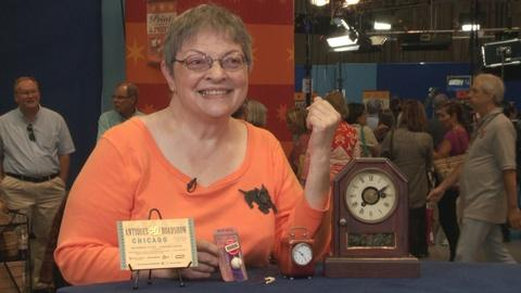 Antiques Roadshow -- S19 Ep22: Interview: 2015 Sweepstakes Winner