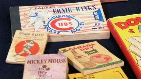 Antiques Roadshow -- S19: Web Appraisal: Flip Book Collection