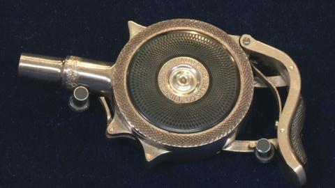 Antiques Roadshow -- S19: Web Appraisal: Chicago Arms Co. Palm Pistol, ca. 1895