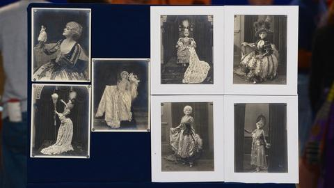 Antiques Roadshow -- S19 Ep20: Appraisal: 1917 Theda Bara Photographs